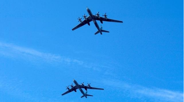 俄国防部:俄军图-95轰炸机并未侵犯韩国领空