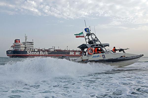 联合国关注伊朗扣押英国油轮事件:敦促各方保持克制