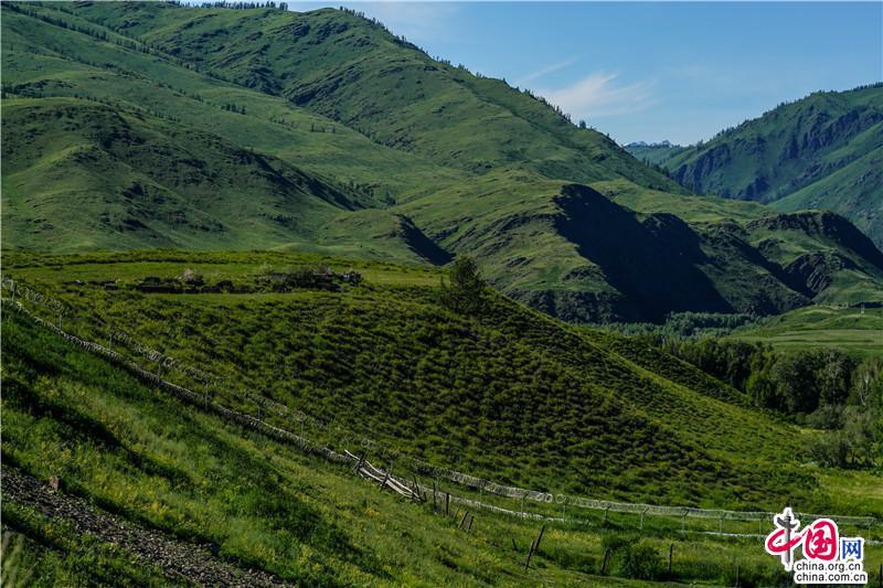 白哈巴村 | 西部第一村 寻迹神秘的图瓦人