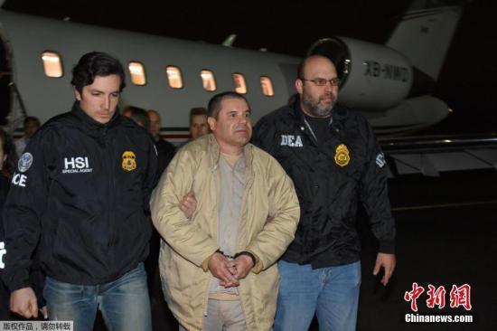 被判在超级监狱度过余生,这位世界头号毒枭要上诉
