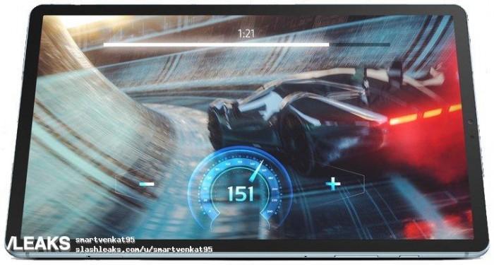 金泰美电动车兽兽门完整版三星Galaxy Tab S6正面烘托图再爆:边框更窄
