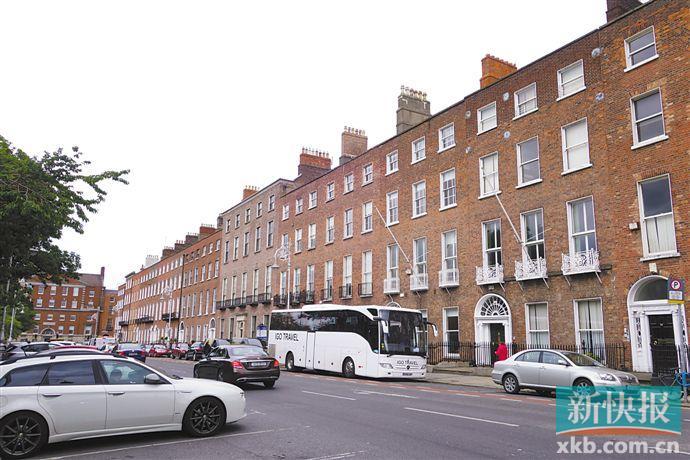 想过18℃的夏天?那就去都柏林,在18世纪的老街惬意怀旧