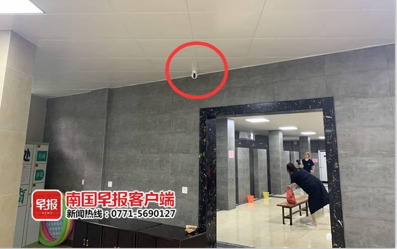 阳朔一景区女浴室内装摄像头,16名女游客报警维权