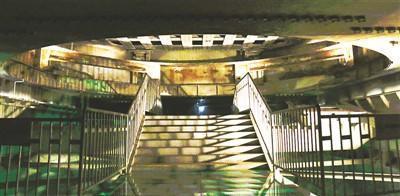 """探访重庆涪陵地下核工厂旧址 记住""""816""""人的故事"""