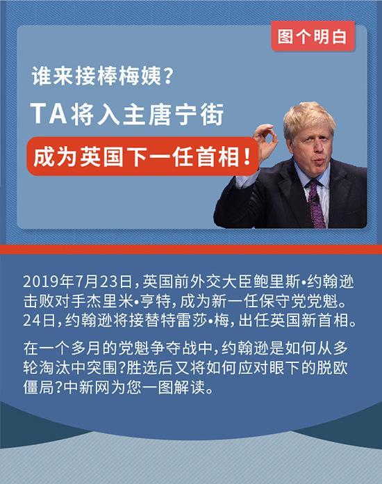 """永久之塔兵器制造狼巢网英版""""特朗普""""将接棒梅姨,一图看懂英国首相怎么炼成!"""