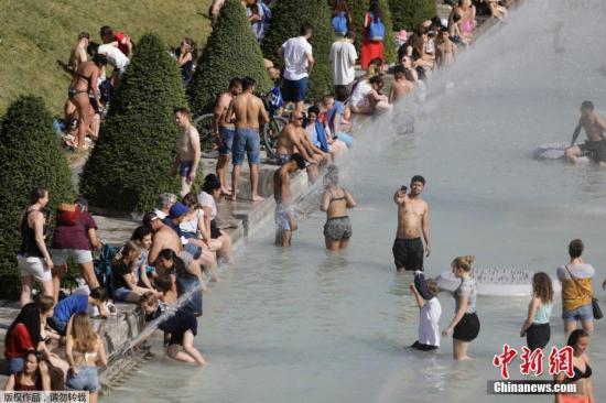 热!法国宣布高温预警 电力公司暂停两座核反响堆