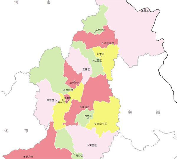 黑龙江伊春市区划大调整,方案具体信息陆续出炉