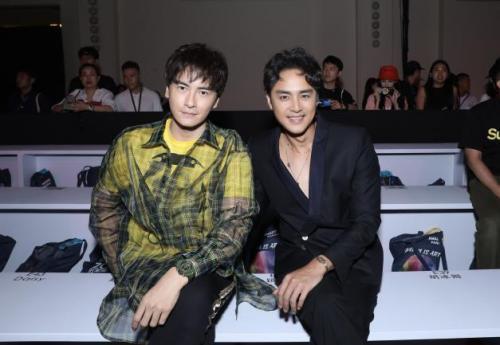 HIK饰品手表首次中国秀演绎时尚范儿