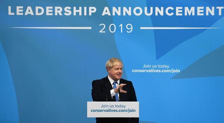 """鲍里斯·约翰逊上台触发内阁""""离职潮"""":多位大臣接连宣布辞职"""