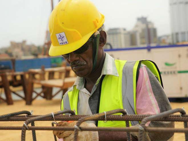 科伦坡港口城助力斯里兰卡建设开放经济