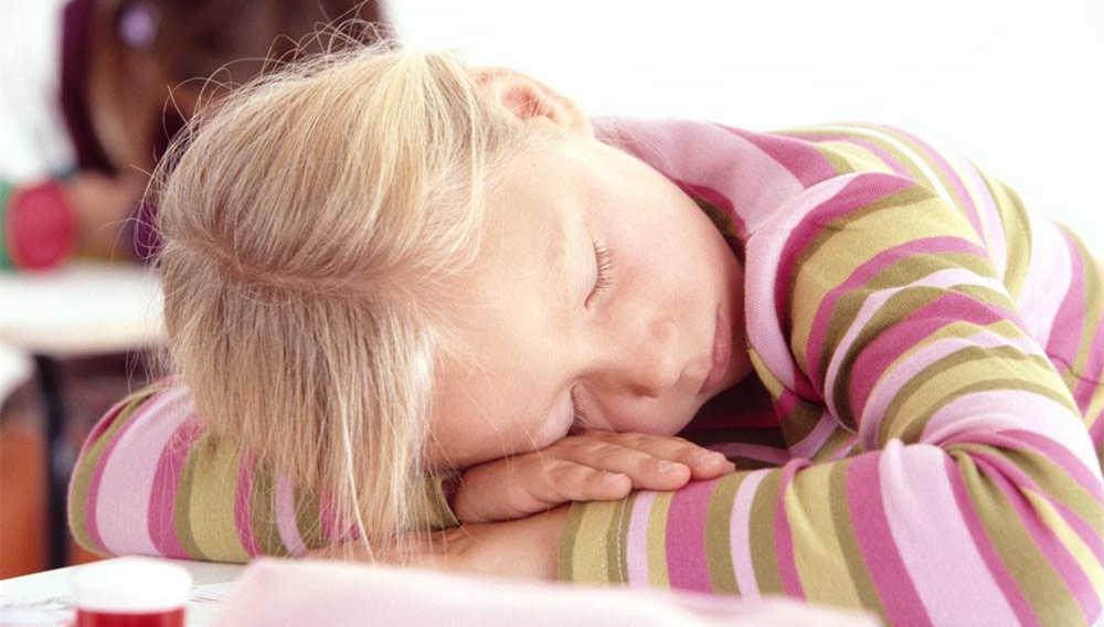 小学生多睡午觉 成绩或更好