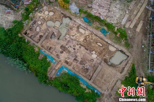 无锡梅里遗址发现大量商周至明清时期文物遗存