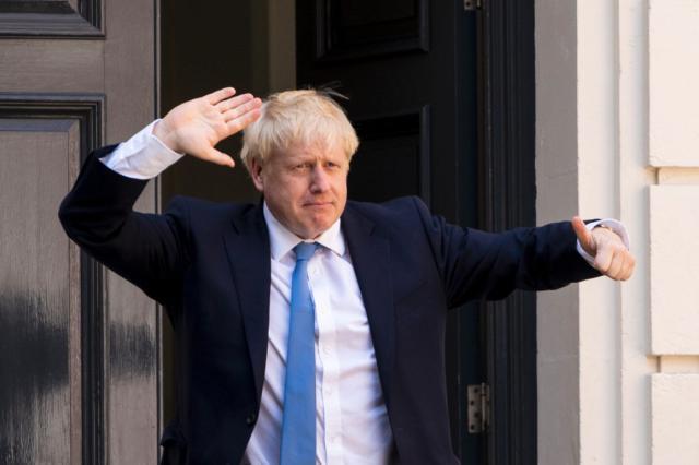 siqo最新消息美好湾 暖春阁约翰逊行将就任英国首相,英国网友吵起来了