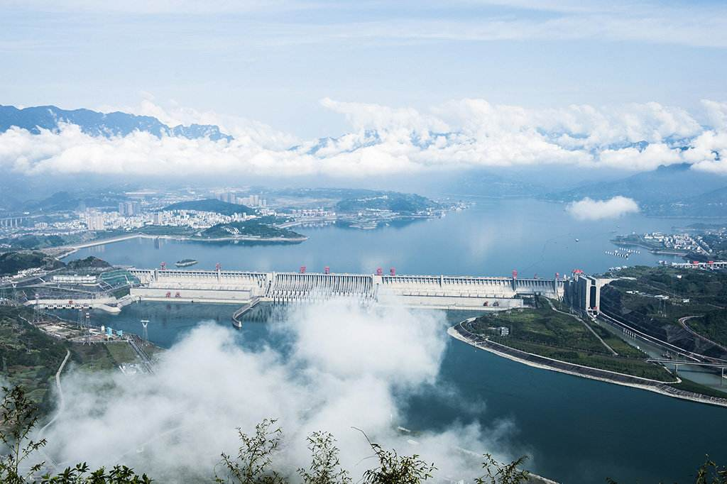 """湖北宜昌树立""""上游""""意识 推进长江生态大保护"""
