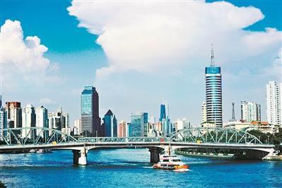 广州:海珠桥全封闭39天 多条公交线路调整