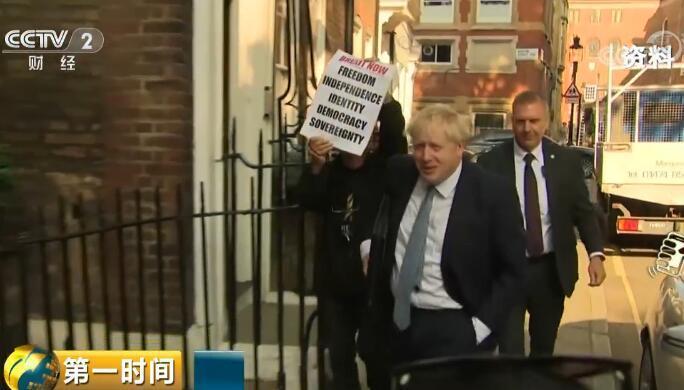 从市长到首相 看约翰逊如何入主唐宁街10号