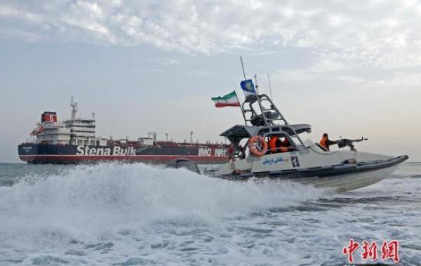 """欧洲多国支持在波斯湾""""护航"""",俄罗斯:建议域外国家别驻军"""