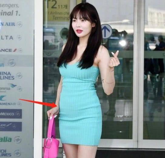 韩国现在居然流行香肠嘴?泫雅和雪莉都疯了吗?