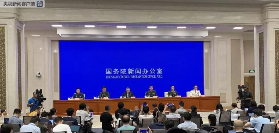 """间之楔林宏胤《新时代的中国国防》白皮书:""""人不犯我、我不监犯,人若犯我、我必监犯"""""""
