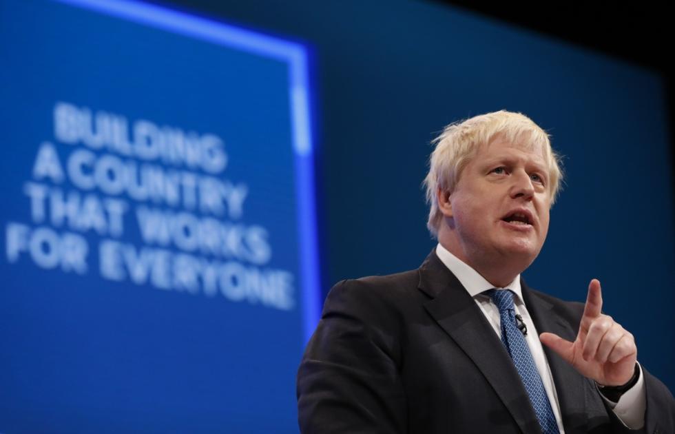 """鲍里斯将任英国首相,主张无协议脱欧会不会""""过把瘾就下台"""""""