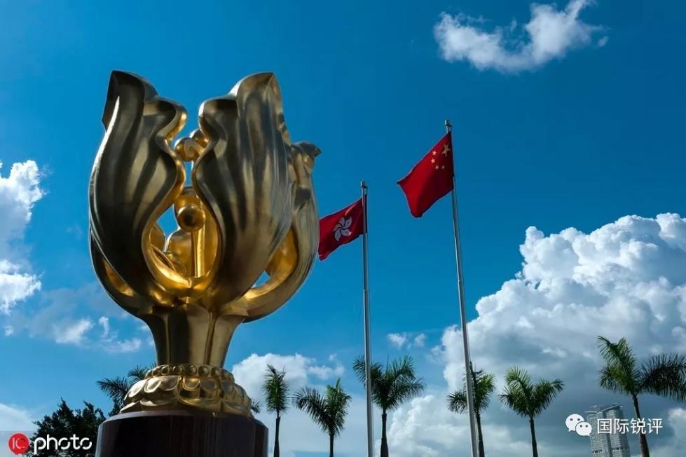 《新闻联播》《中国新闻》播发国际锐评:香港绝不能容忍外部势力兴风作浪