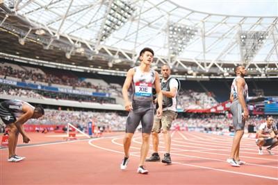 谢震业200米跑进20秒创亚洲纪录 中国田径又提速了