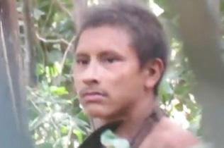 罕见!亚马逊热带雨林阿瓦部落狩猎视频曝光