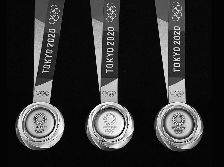 """东京奥运""""垃圾奖牌""""历史最重"""