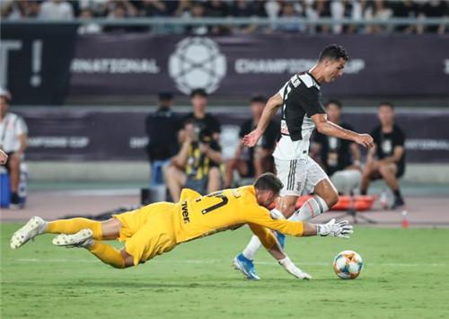 2019国际冠军杯尤文图斯队点球战胜国际米兰队