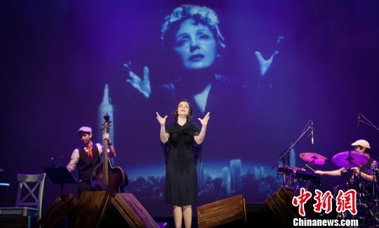 法国原版舞台传记音乐剧《玫瑰人生》首度登陆广州