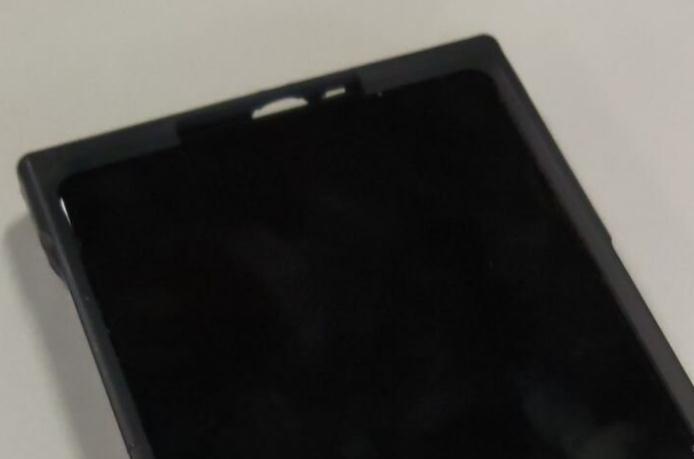 努比亚Z20原型机谍照曝光