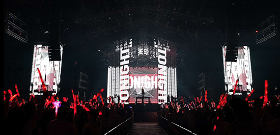 "潘玮柏""创使者Coming home""10.13北京开唱"