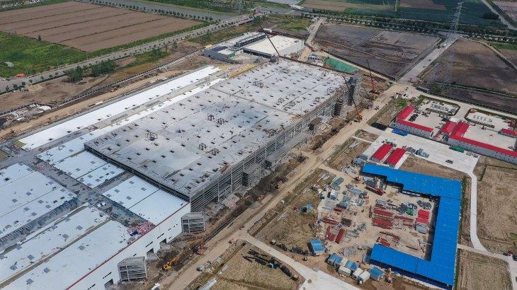 特斯拉中国工厂有望年底前生产Model 3