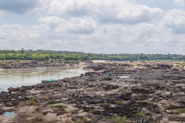 泰国遭遇近10年最严重干旱