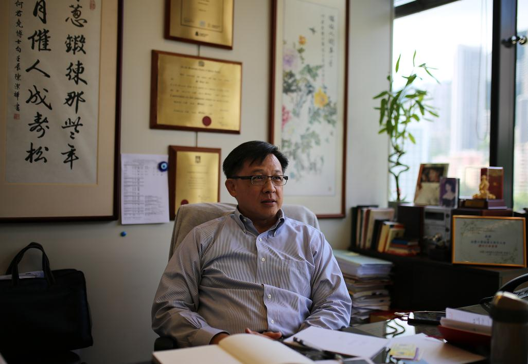 专访何君尧:我不恨英国政府,但我更想做完整的中国人