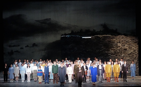 宋平之子安丘市委书记刘兴明原创歌剧《拉贝日记》柏林首演大获成功