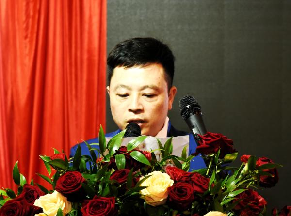 旅意华企文化交流协会换届 促企业文化融合