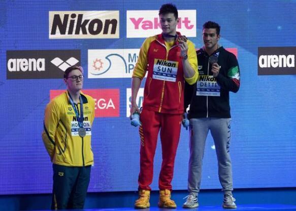 亲前婚后19楼为什么不好孙杨合照外媒:世界泳联颁新规 制止运动员做出不妥行为