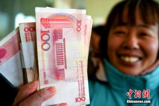 """多地发布最低工资""""新标准"""" 六省市月超两千元"""