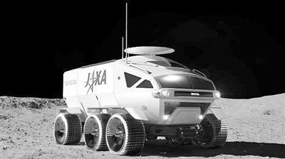日拟于2029年发射巨型月球漫游车