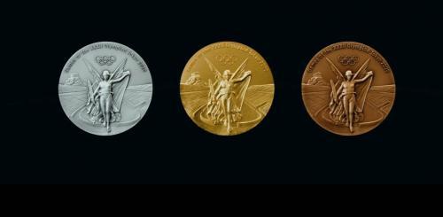 金色阳光影城渡海蛾眉牵白鹿2020年东京奥运会倒计时一周年 奖牌规划正式发布
