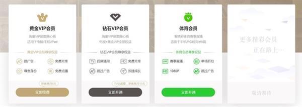 长安九州追剧忙 哪个视频站会员更划算