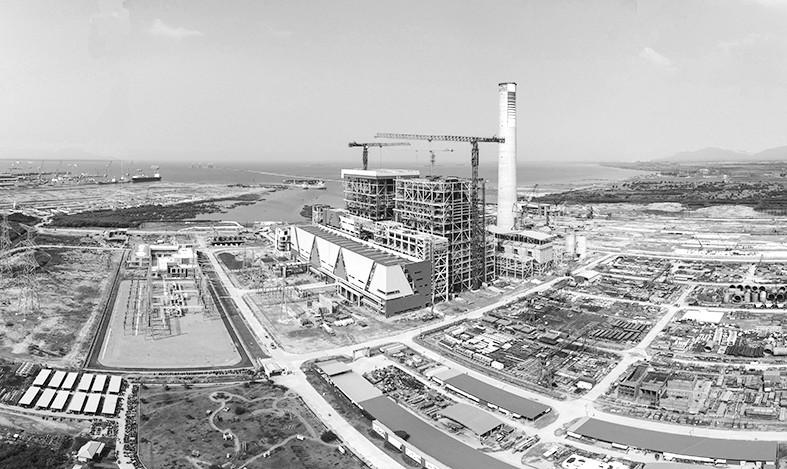 中企将印尼沼泽地变为超级发电厂