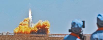 我国民营商业运载火箭成功实施首次入轨发射