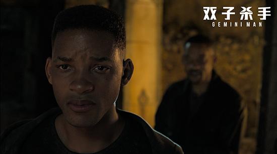 李安《双子杀手》曝预告 好莱坞最高水准特效