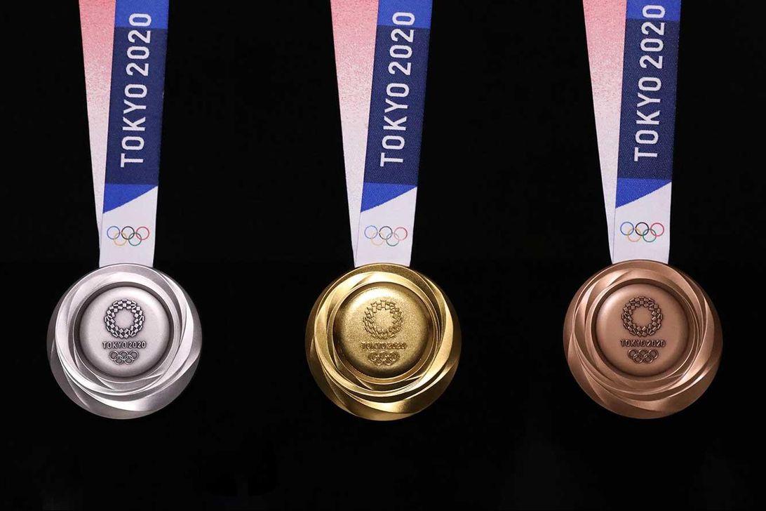 东京奥运会奖牌公布 621万部旧手机提炼32公斤黄金