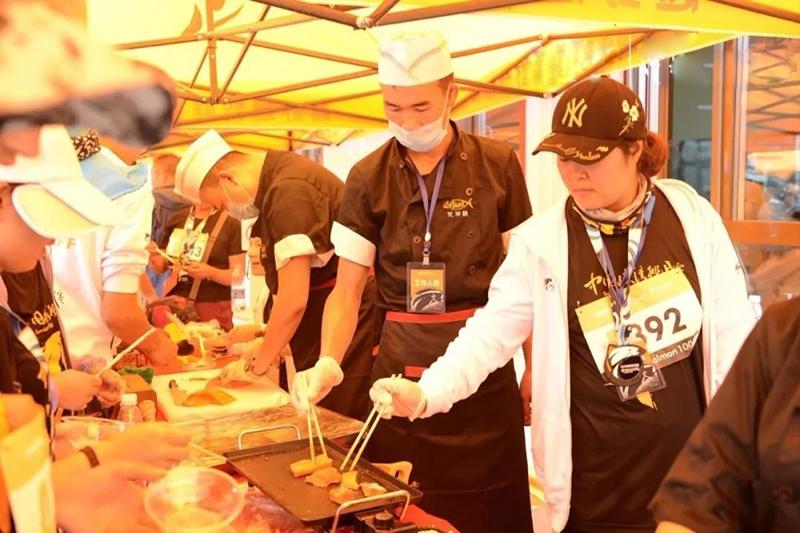 龙羊峡三文鱼为关键补给 2019中国峡湾挑战赛将要鸣枪