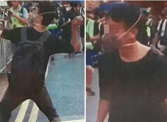 冲击中联办还扔鸡蛋?28岁男子被香港警方逮捕