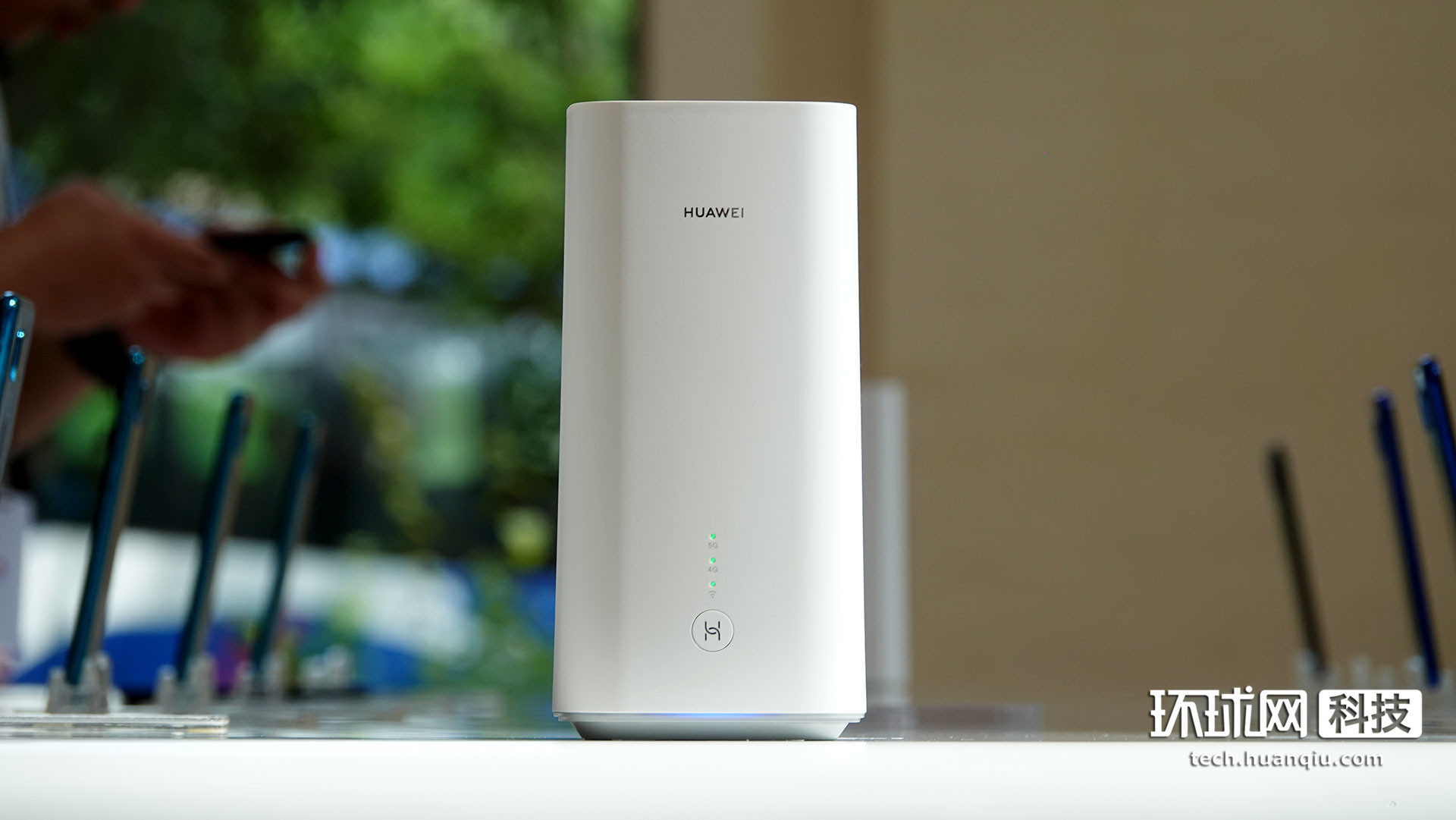 华为发布5G CPE Pro,定价2499元