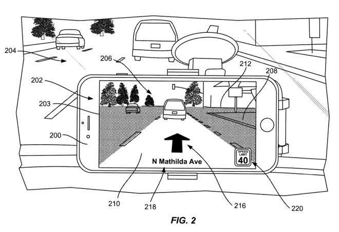 """苹果的AR地图专利或许可以帮助到一部分""""路痴"""""""